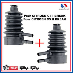 X2 SOUFFLET PROTECTION CYLINDRE DE SUSPENSION ARRIERE CITROEN C5 527264