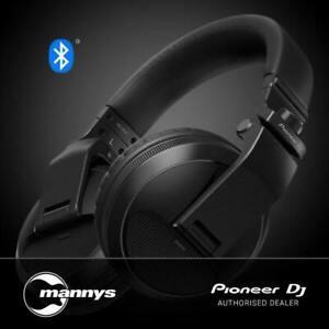 Pioneer HDJX5BT Over-Ear DJ Headphones w/ Bluetooth Wireless Technology (Black)