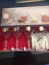 Cristal D Arques Washington Cordial Glasses (6) In Box