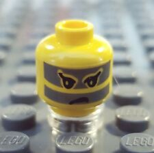 LEGO Adventurers Achu Minifig Jungle Head rare