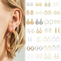 Wholesale Delicate Statement Geometric For Women Boho Dangle Earrings Jewelry