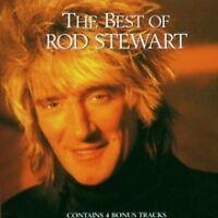 ROD STEWART - The Best Of (Audio CD) - BRAND NEW & SEALED - UK DESPATCH