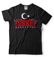 Turkey T-shirt Türkiye Tee Shirt Turkish Flag Heritage Independence day TeeShirt