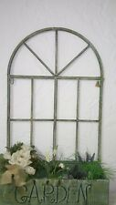 Deko Fenster  Blumenkasten Garden Deko Fenster Metall Shabby Vintage 77cm