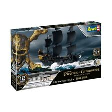 The Black Pearl (Pirates Of The Caribbean Salazar's Revenge) 1:150 Scale Leve...