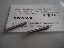 Neuware K1//R2-1 E765520-1x Zugfeder D 2,0//20,0 Märklin H0