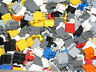 Lego ® Lot x2 Supports Bracket 1 x 2 - 2 x 2 Choose Color ref 44728