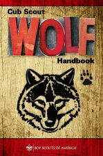 "Cub Scout WOLF Handbook Book 2015 Latest version BSA  ""NEW"""