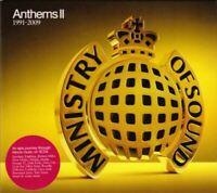 ANTHEMS II 1991-2009 various (3X CD, mixed) house, techno, progressive trance,