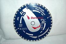 Bosch DCB740 Daredevil 7-1/4-Inch 40 Tooth Fine Finishing Circular Saw Blade