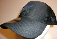 New Era 39Thirty Dallas Cowboys NFL Football Cap Hat Men's L/XL flex fit black