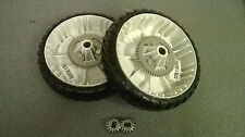 OEM GENUINE TORO WHEEL KIT WITH METAL DRIVE GEAR  REPLACES 115-4695, KIT OF 2