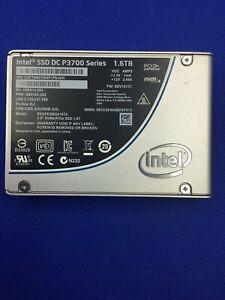"SSDPE2MD016T4 Intel DC P3700 Series 1.6TB 2.5"" PCIe NVMe SSD"