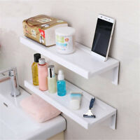 Bathroom Shelf Holder Shower Storage Caddy Rack Bath Organiser Wall Suction IE