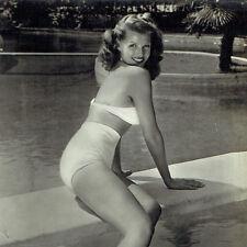 Foto Cartolina Originale Rita Hayworth