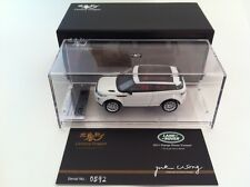 Century Dragon Land Rover Evoque 2011 Fuiji White CDLR 1001 New Range