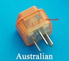 UK Euro USA to Australia China Universal Travel Adaptor AC Power Plug + Surge