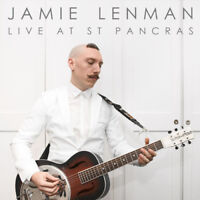 Jamie Lenman : Live at St. Pancras CD Album with DVD 3 discs (2018) ***NEW***