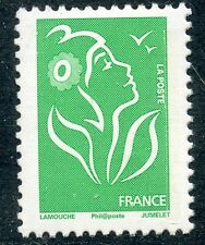 STAMP / TIMBRE FRANCE NEUF N° 3733b ** MARIANNE DE LAMOUCHE LEGENDE PHILAPOSTE