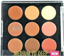 Black Radiance True Complexion All In One Pallete Highlights and Brightens NIP