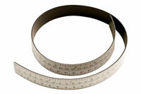 Flexible Powertec Magentic Ruler 605mm Metric & Imperial Scale - Measure Curves