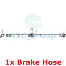 Apec Braking 495mm Disc Brake Caliper Flexible Rubber Hose HOS3579