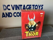 "The Mighty Thor 10"" Bust Marvel Comics Avengers Limited Edition #585/1000 WOW"