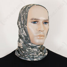AT-DIGITAL CAMO MULTI FUNCTION HEADGEAR - Scarf Snood Pull Over Headband Wrap