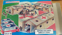 ospedale da campo barelle tende atlantic 1/72