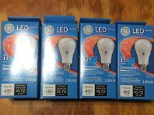 4 pack GE LED 40 Watt Light Bulbs A19 Dimmable daylight 5000k!!!!