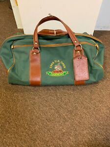 Vintage 1994 US Open Gym Bag Duffel Bag Oakmont Arnold Palmer