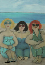 Kunstkarte: Nele Andresen - Mädels