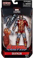 Deadpool Marvel Legends Sasquatch Series Deathlok Action Figure
