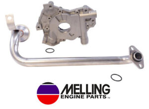 Engine Oil Pump & Pick Up Pipe Kit MELLING for FORD Lincoln