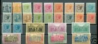"""MONACO STAMP YVERT N° 73 / 103 """" SERIE 33 TIMBRES """" NEUFS xx LUXE"""