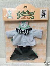 "Tokyo DisneySEA Gelatoni costume 16"" The Disney Bear Duffy friends Japan TDR"