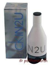 CK IN 2 U BY CALVIN KLEIN 1.7/1.6 OZ EDT SPRAY FOR MEN NIB