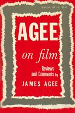 B0007FHB8W Agee on Film: Reviews and Comments