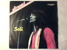 """DRUPI Soli 7"""" NEW TROLLS FESTIVAL DI SANREMO 1982 82"""