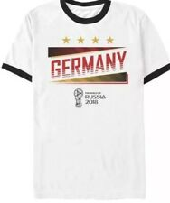 Germany Soccer World Cup Shirt Russia 2018 Sz. Xl New