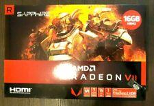SAPPHIRE AMD RADEON VEGA 7 16GB HBM2