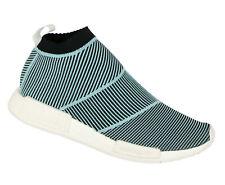 ADIDAS NMD CS1 Parley Pack Running Shoes sz 12 Blue Spirit City Sock Primeknit