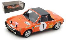 Spark S5583 Porsche 914/6 #1 Monte Carlo Rally 1971-G LARROUSSE 1/43 Escala