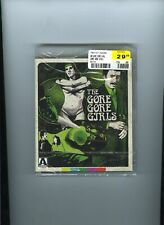 The Gore Gore Girls (Blu-ray Disc, Arrow Video, 1972) FACTORY SEALED BRAND NEW!