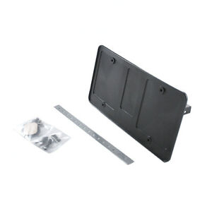 Cadillac Manual Retractable License Plate Frame & Bracket - Stow & Show by Hand