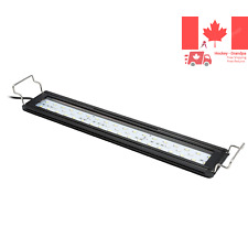 LED Aquarium Light for 16-20 inches Planted Fish Tank White and Tri-Colored R...