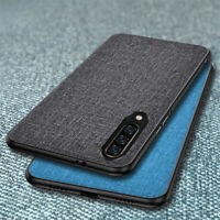 For Xiaomi Mi 10 Note 10 Lite 9T Pro Cloth Fabric Soft TPU Shockproof Case Cover