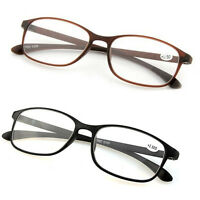 Flexible Reading Glasses TR90 Frame Reader Spectacles 1.0 1.5 2.0 2.5 3.0 3.5 4