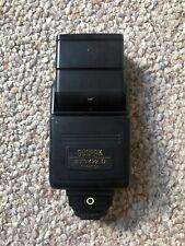 Sunpak Auto 422 D Thyristor CA-1D Speedlight Flash for Canon
