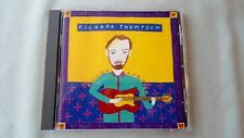 RICHARD THOMPSON CD RUMOR AND SIGH. 1991 CAPITOL FOLK ROCK